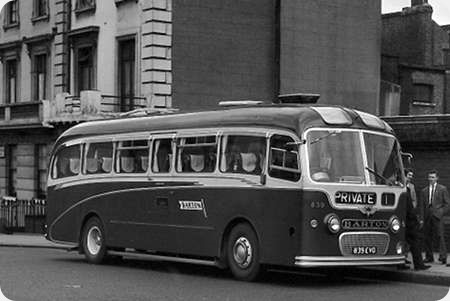 Barton Transport - AEC Reliance - 839 EVO - 839