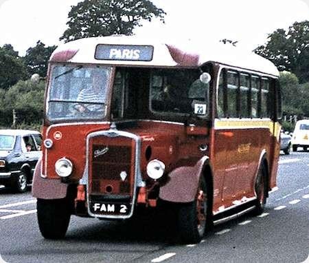Wilts & Dorset - Bristol L - FAM 2 - 285