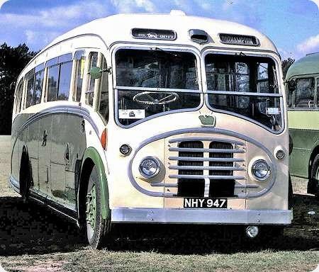 Bristol Tramways - Bristol L - NHY 947 - 2815