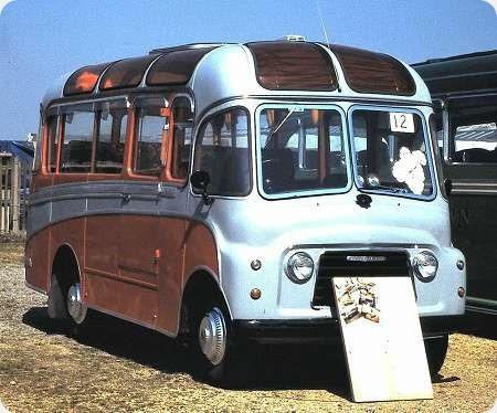 J Abbott & Sons - Karrier BF3023 - PFR 727