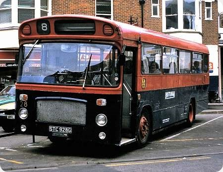 Brutonian - Bristol RE - STC 928G - 28