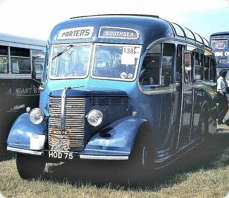 Porters - Bedford OB - HOD 75
