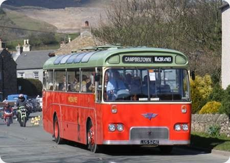 David MacBrayne - AEC Reliance - LUS 524E - 150