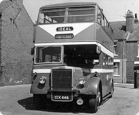 Ideal Service - Leyland Titan - CCK 668 - 16