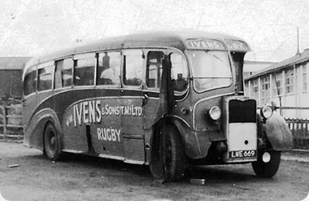 William Ivens and Sons - Crossley - LWE 669