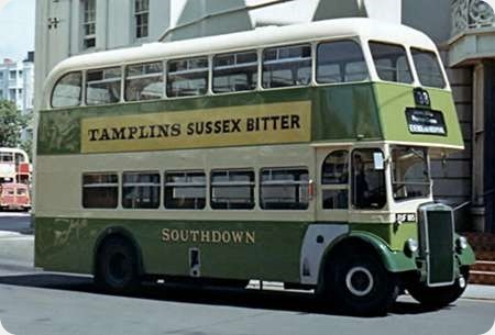 Southdown - Leyland Titan - RUF  189/5 - 783/5