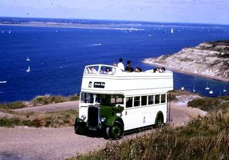 Old Bus Photos » Southern Vectis