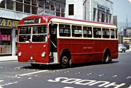 West Yorkshire - Bristol LS5G - MWY 226 - EUG 15