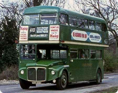 London Transport - AEC Routemaster - CUV 308C - RML 2308