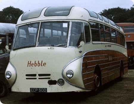 Hebble - Leyland PSU1/16 - ECP 500 - 74