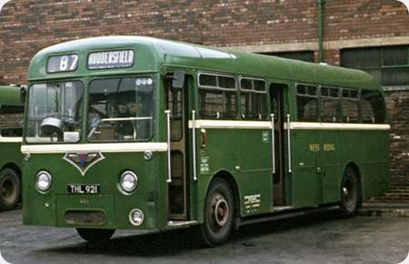 West Riding - AEC Reliance - THL 921 - 921