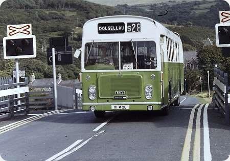 Crosville - Bristol RESL6G - OFM 2E - ERG 2