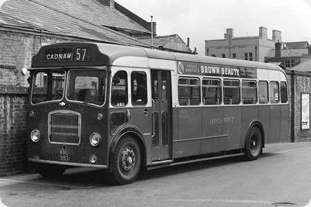 Hants & Dorset - Bristol LL5G - KRU 993 - 787
